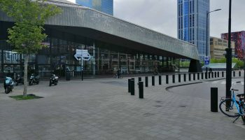 Taxi Rotterdam centraal